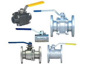 Ball Valves Manufacturers & Exporter