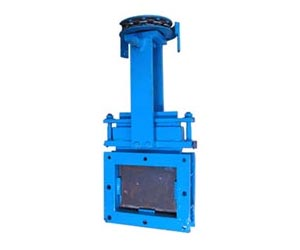 Knife Edge Gate Valve Manufacturers & Exporter