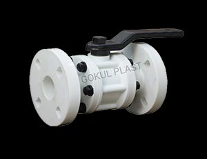 PP Ball Valves Manufacturers & Exporters