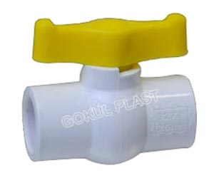 Plastic Ball Valves Manufacturers & Exporter