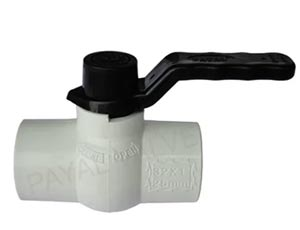 Solid Ball Valve Manufacturers & Exporter
